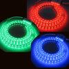 nastro flessibile 5050SMD della corda LED dell'indicatore luminoso di striscia di 120V/220V RGB LED