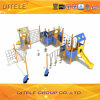 Hölzernes materielles Kind-Spielplatz-Plastikgerät