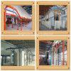 Ligne d'enduit de poudre de qualité pour des zones industrielles