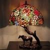 Lampe de Tableau de Tiffany (16S0-32T15C)