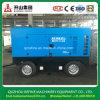 Compresseur d'air électrique de vis de 4 roues de la marque BKDY-13.6/8 de Kaishan