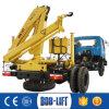 Sicherheits-Ausleger Munck LKW-Kran verwendete Maschinerie-Kräne für Verkauf