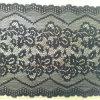 Laço de nylon do estreito do Spandex para roupa interiores