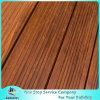 Amostra de revestimento de bambu pesada tecida 4 do Decking costa ao ar livre de bambu