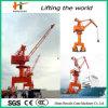 Портал Crane верфи ISO Approved Four Link Type Harbour 25t