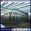 倉庫のための鋼鉄建物そして鉄骨構造の建物