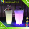 훈장 LED Illuminated Flower Pot 또는 정원 Flwer Planter Lighted