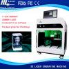 Imagem 3D Profissional Figurino de animal de cristal Gravar a máquina Molduras de fotos Máquina de gravura a laser de cristal 3D Preço