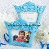 Resina de polietileno Kid's Crown Photo Frame