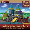 Faveur de CE Gym portique enfants plastique en plein air Aire de jeux (X1285-3)