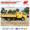 2017 de Nieuwe Dubbele Lichte Vrachtwagen van het Wiel van de Cabine van de Rij 4X2 2.5t