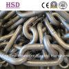 Оцинкованный долго звеньями, DIN766, общей длинной цепи канала, тип на английском языке