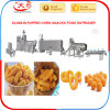 Automatic Extrusora de parafuso gêmea Food Snacks Máquina