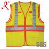 Veste reflexiva da segurança do Workwear elevado da visibilidade (QF-547)