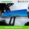 Cartelera al aire libre de la exhibición de LED del alto brillo de Chipshow P16 LED