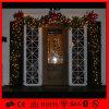 Het Licht van de binnen LEIDENE van het Motief van de Slinger van Kerstmis van de Vakantie Decoratie van het Huis