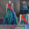 Vestido de Casamento Organza/noite vestir E-132)