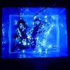 Cadena impermeable de las luces de la Navidad