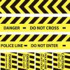 高品質の熱い販売の地下のPEの警告テープ