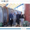 Tire Waste Recycling를 위한 12 톤 Pyrolysis Machine