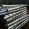 Ancrage en métal galvanisé à la terre