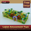 SGS enfants Colorful Château d'attractions Indoor Playground