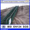 De volledige Met een laag bedekte Gegalvaniseerde Stap van de Ladder van het Mangat van de Staaf van het Staal
