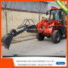 Zl12 Snow Cube Mini / Small Wheel Loader Zl12 com Ce