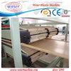600kg/H производственная линия штрангя-прессовани доски двери PVC WPC