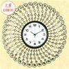 方法ホーム装飾の錬鉄のデジタル柱時計、装飾的な柱時計