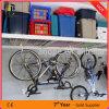 Branco e um Hammertone Finish Garage Rack de teto, rack de armazenamento de teto, rack de armazenamento de teto de alta qualidade, armazenamento de garagem Racks de bicicleta, barras de metal Rack de armazenamento