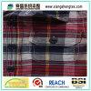 Hilado-Dyed 100% del algodón Plaid Fabric para Shirt
