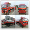 6 roues 5000L-8000L camion-citerne à eau pulvérisée Foton camion sprinkleur de l'eau