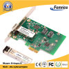 Femrice 1000Mbps Single Port SFP Slot Fiber Optic Network Card