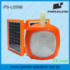2W Portable Solar Light LED con il USB Phone Charger