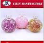 Venda quente decorativa frasco de óleo de vidro colorido da fragrância da venda por atacado do mosaico
