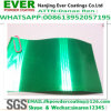 Polvere di colore verde di Tansparent che ricopre spruzzo elettrostatico