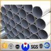 Mejor directamente la venta de carbono negro Tubo de acero soldado