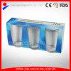 Venda por grosso de beber uma caneca de vidro transparente