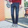 C303 с возможностью горячей замены продажи моды мужчин брюки хлопок джинсы