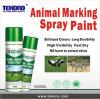 Pintura animal de la marca de la etiqueta de plástico