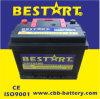 Nuovo! 12V55ah Top Power Maintenance Free Calcium Automobile Car Battery 55559