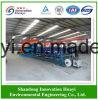 Secado al vacío rotativa de la máquina para fabricación de fertilizantes