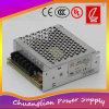 fuente de alimentación de salida única estándar certificada 24V de la conmutación 25W