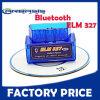 Супер инструмент развертки Bluetooth OBD II поверхности стыка Elm327