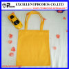 주문을 받아서 만들어진 로고에 의하여 인쇄되는 면 쇼핑 끈달린 가방 (EP-B9098)