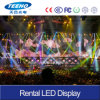 Hohes Definition und High Contrast P3 Rental LED Display Working Indoor
