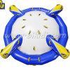 Hilandero inflable del parque gigante del agua, Saturno inflable flotante D3058