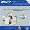 Machine rotatoire de découpage et de fente (WJMF-350)