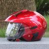 高品質4季節のヘルメットの半分の表面ヘルメットのオートバイのヘルメット